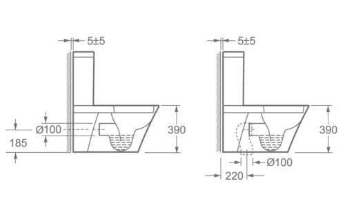Toilet - ZRJ-1088S 2