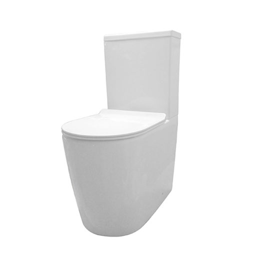 Toilet - TC-6601R-S Rimless 1