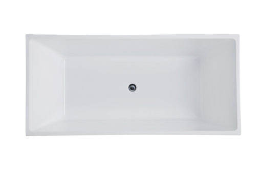 Free Standing Bath M708 Top view