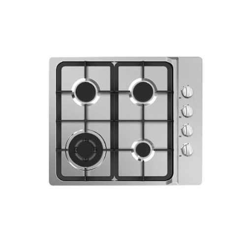 Gas Cooktop 60cm - Stainless Steel - 60G40ME403-SFT - Media 1