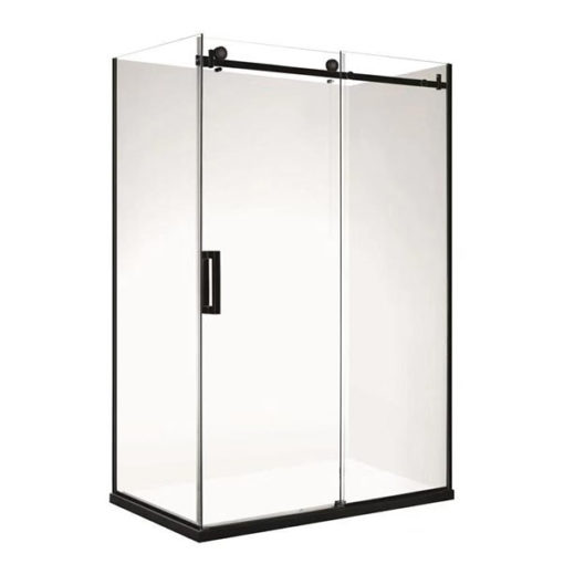 MF-128-B Shower Box Matt Black
