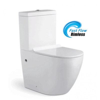 TC-6603R Rimless Toilet