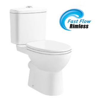 TC-6671 Rimless Toilet